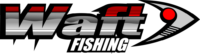 Waft Fishing Logo